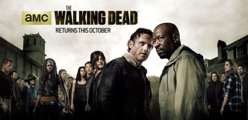 """The Walking Dead"" Making Of Videos"