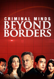 Criminal Minds Beyond Borders Poster