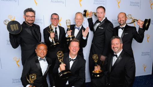 FuseFX 2015 Emmy Win - American Horror Story: Freakshow