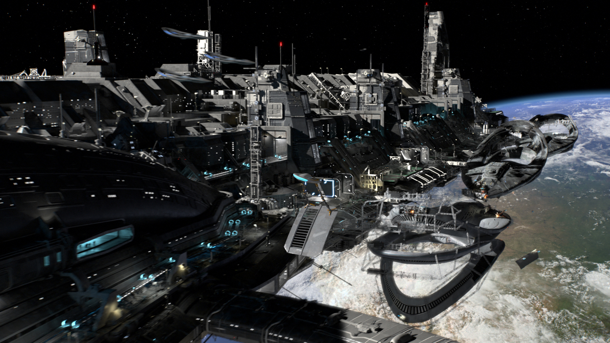 The Orville - Battleship