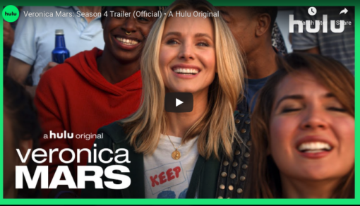 Veronica Mars Returns to Hulu with VFX Provided by FuseFX