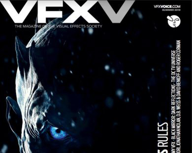 VFX Voice: Space Wars in Orville